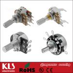 Rotary potentiometers