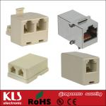 ADSL modular adapter * Telephone Jack adapter