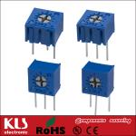 Single turn potentiometer 3362 type