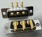 3W3 High current D-SUB PCB Female & Male