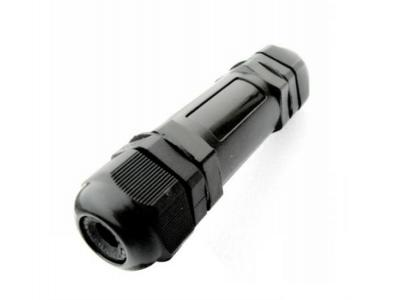 IP68 M20-3P Straight Connector